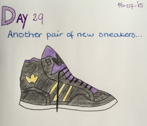Inge new sneakers